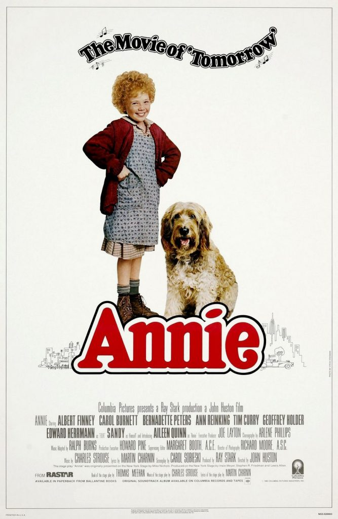 Annie the film
