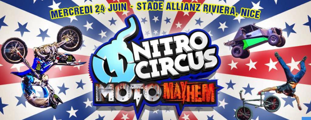 Nitro Circus - Nice 2015