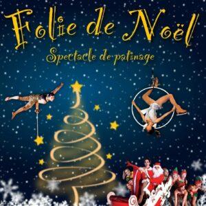Folie de Noël Sur Glace Monaco
