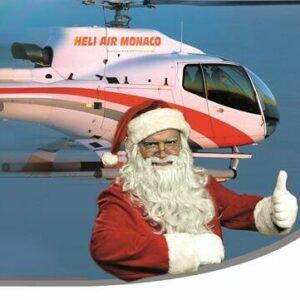 Heliair Monaco Helicopter flight