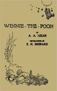 #winniethepoohday original book written in 1926