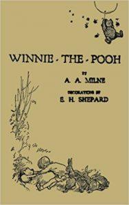 #winniethepoohday original book written in 1926