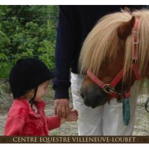 Le Centre Équestre du Villeneuve-Loubet