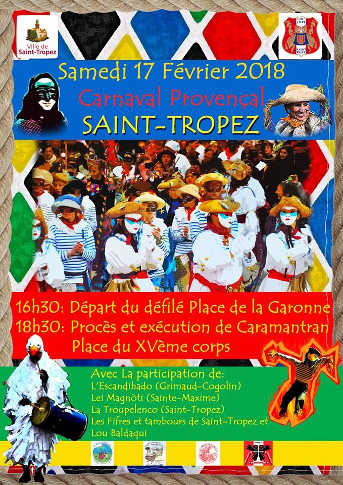 Carnival Provençal St Tropez