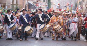 Carnival St Tropez