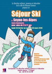 Ski Mouans-Sartoux