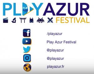 Play Azur Festival Nice 2018