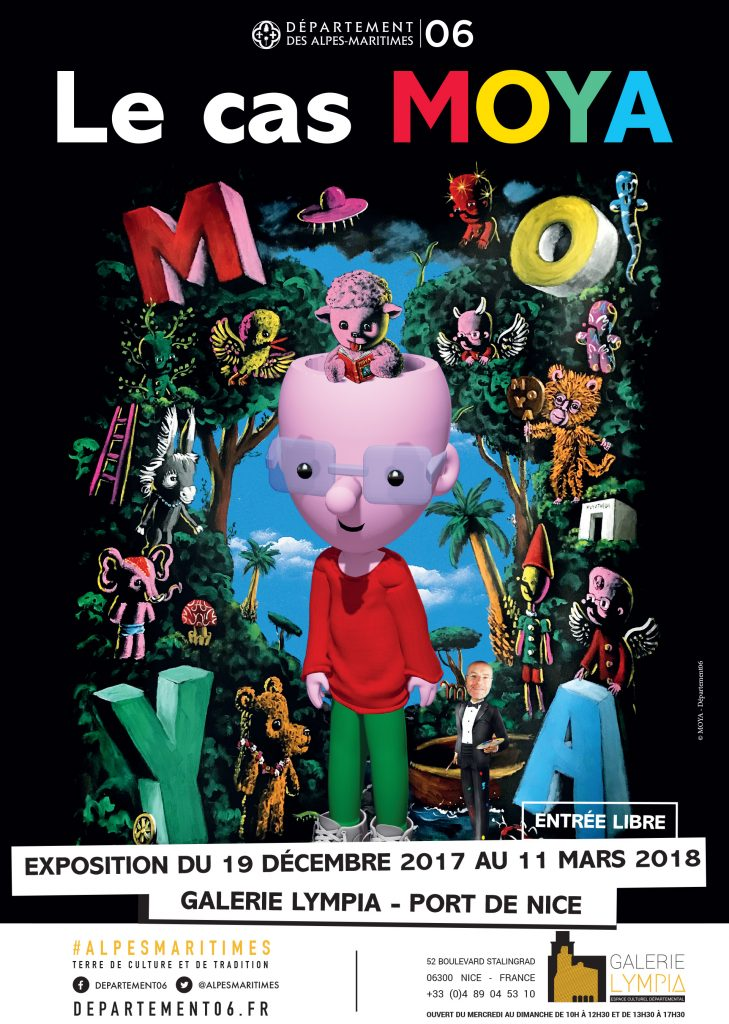 Patrick Moya Nice 2018
