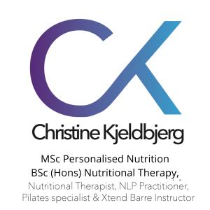Christine Kjeldbjerg Nutritionist. logo