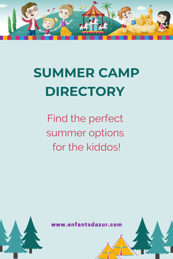 Pinterest Summer Camps 2020 Cote D'Azur