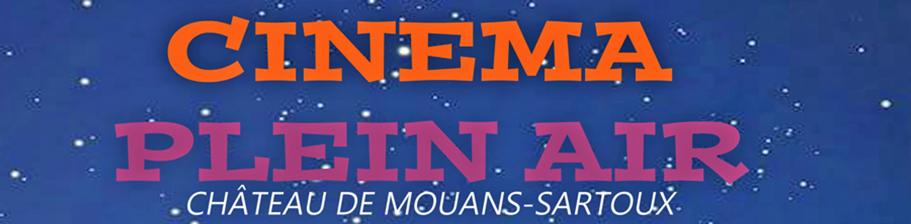 Cinema Plein Air Mouans Sartoux