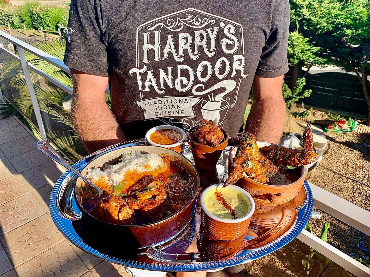 Harrys tandoor