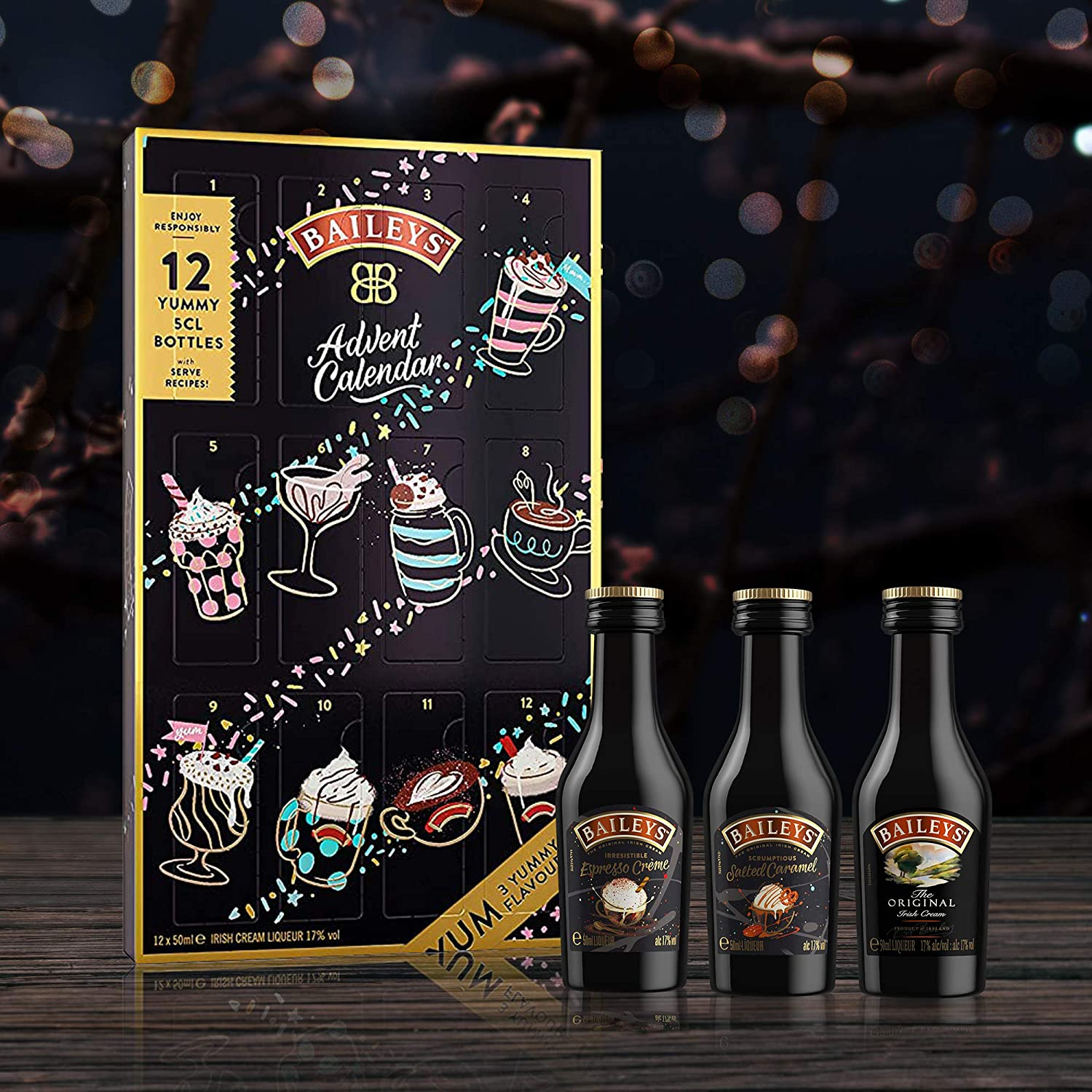 baileys advent calendar