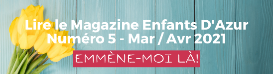 French banner EDZ magazine