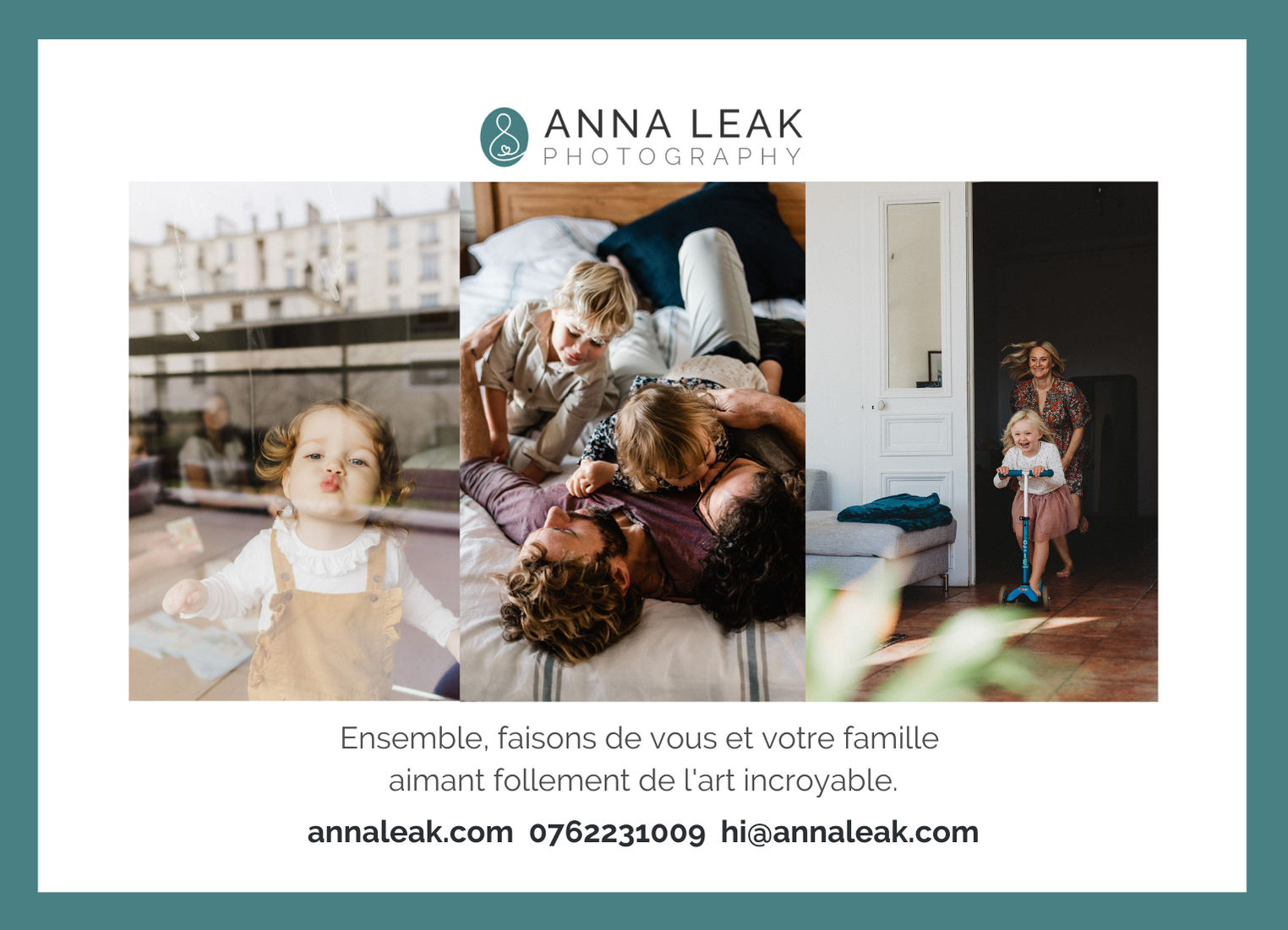 Anna leak photography