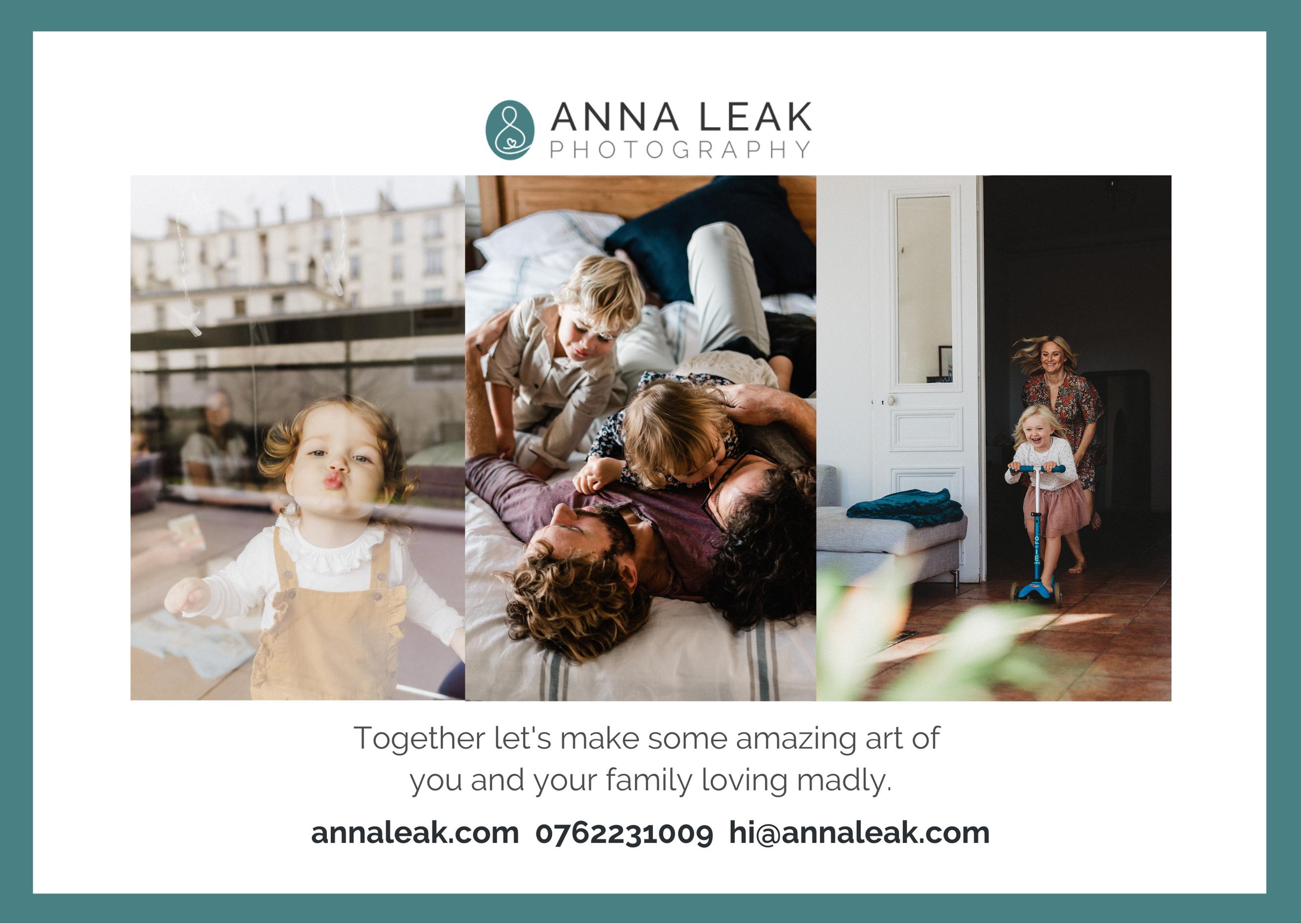 Anna Leak Photography