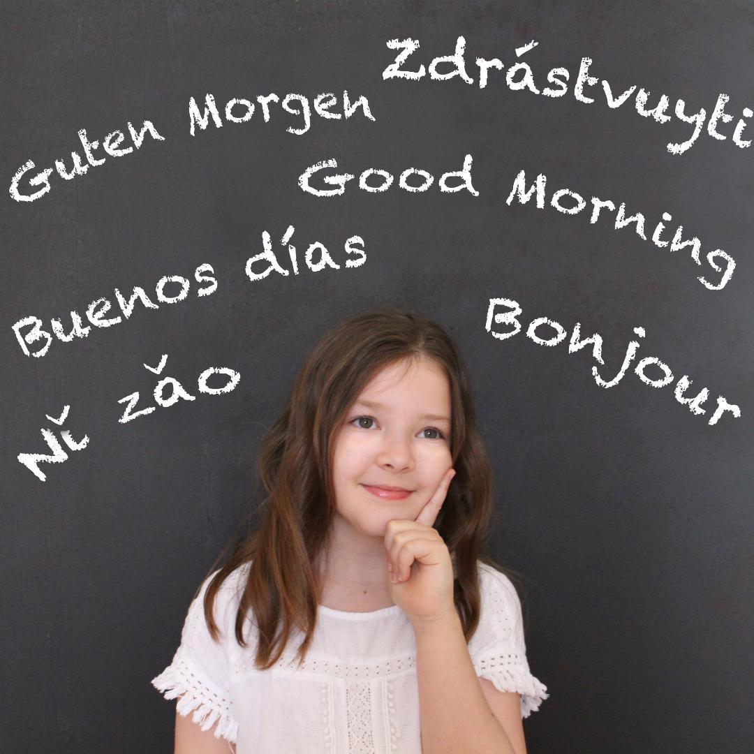Child Learning Languages