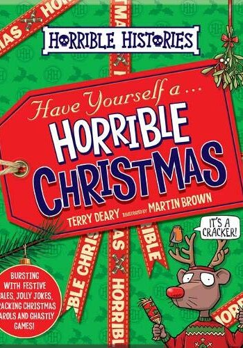 Horrible Christmas 2020 Book